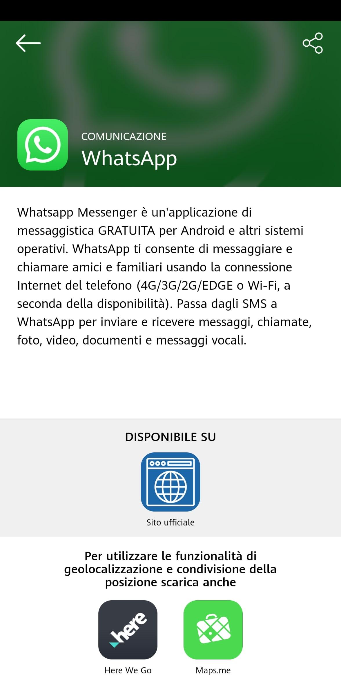 TrovApp_Whatsapp