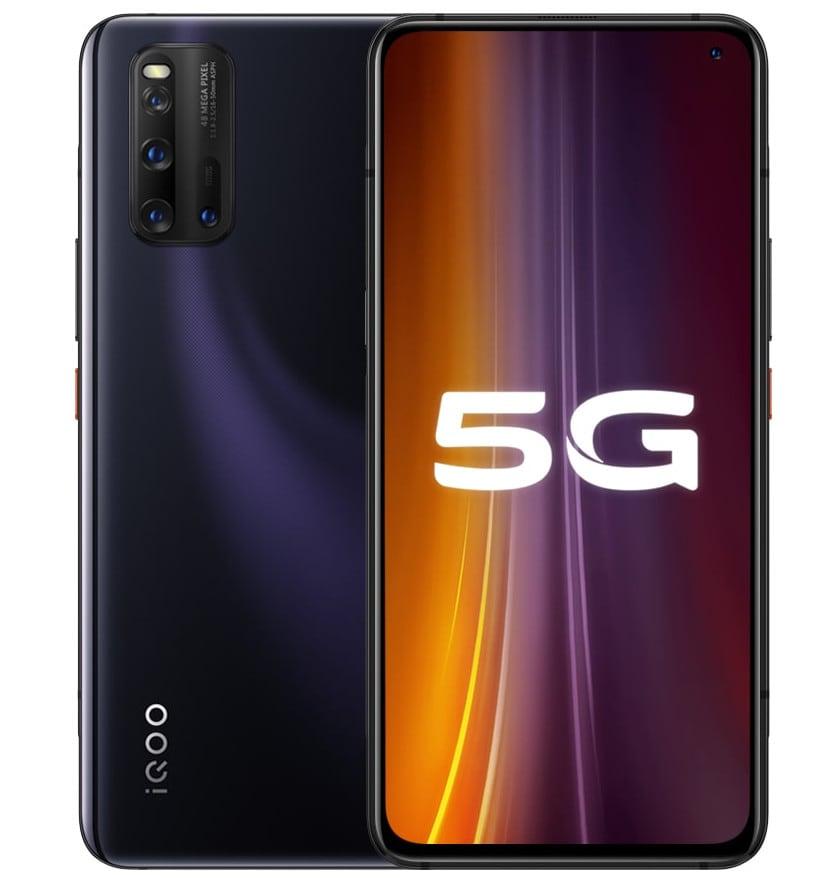 Ecco Vivo IQOO 3, il primo gaming phone 5G con Snapdragon 865, 12 GB di RAM e pulsanti Monster Touch (foto)