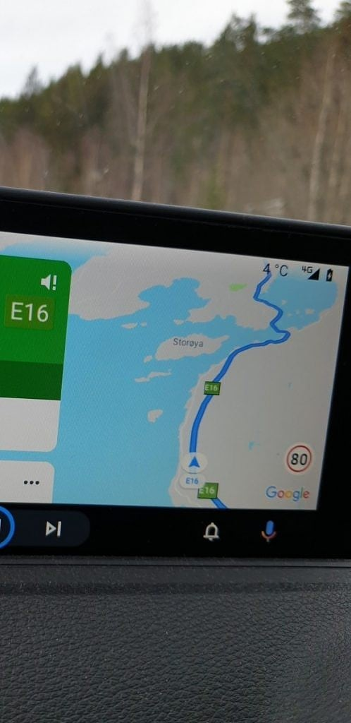 maps-android-auto