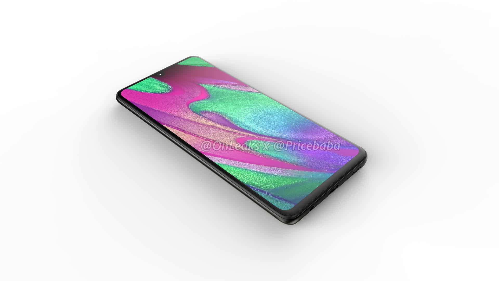 Samsung vuole portare il 5G su tutte le fasce: Galaxy A42 5G in arrivo nel 2021
