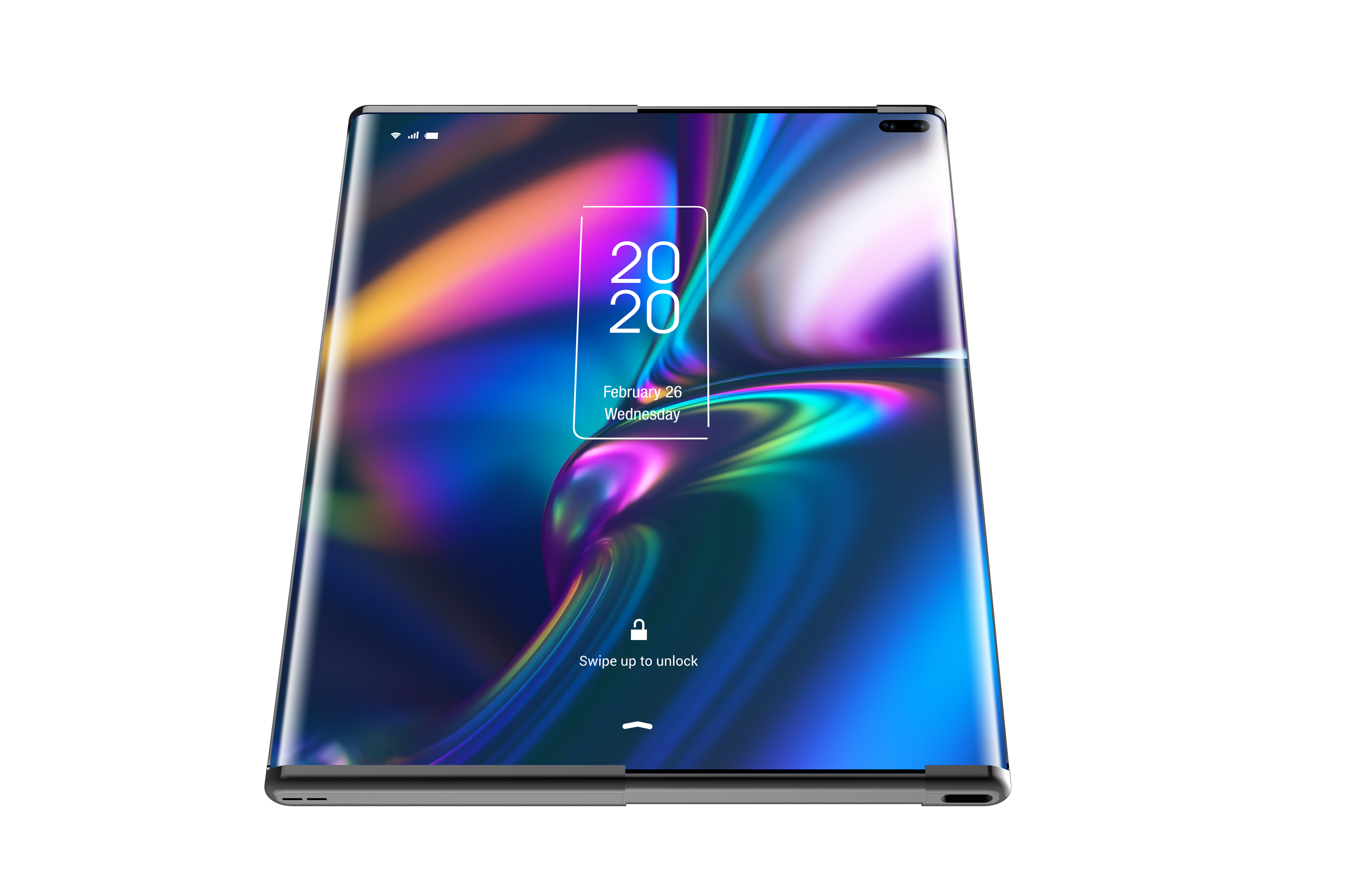 Rollable display concept – image 4