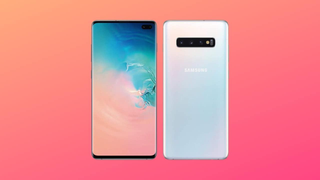 Ottimo prezzo per Samsung Galaxy S10+ su Amazon nel candido