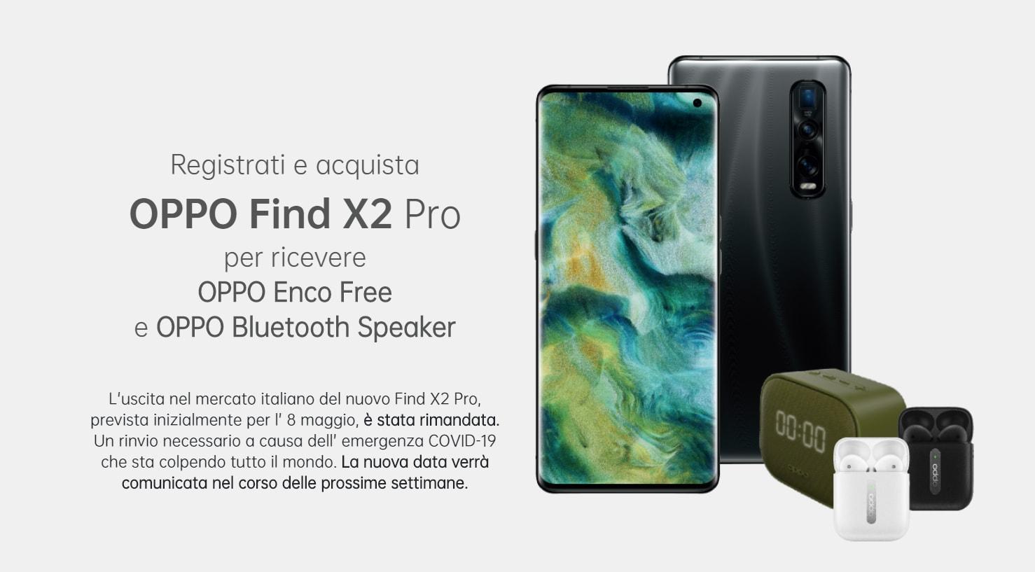 find-x2-pro-rinvio