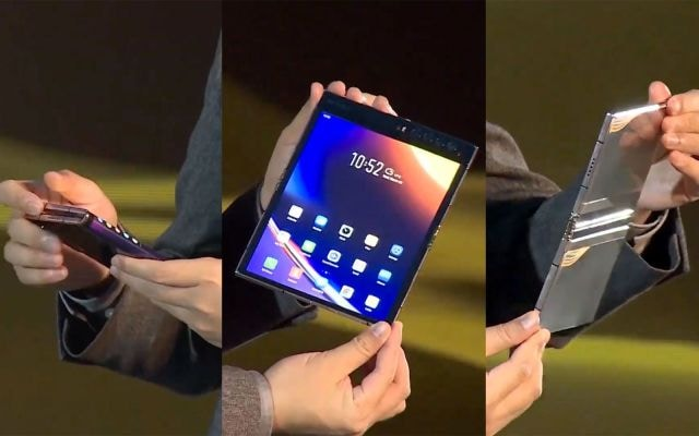 Royole svela ufficialmente FlexPai 2: il suo asso nella manica è il nuovo display pieghevole (foto)
