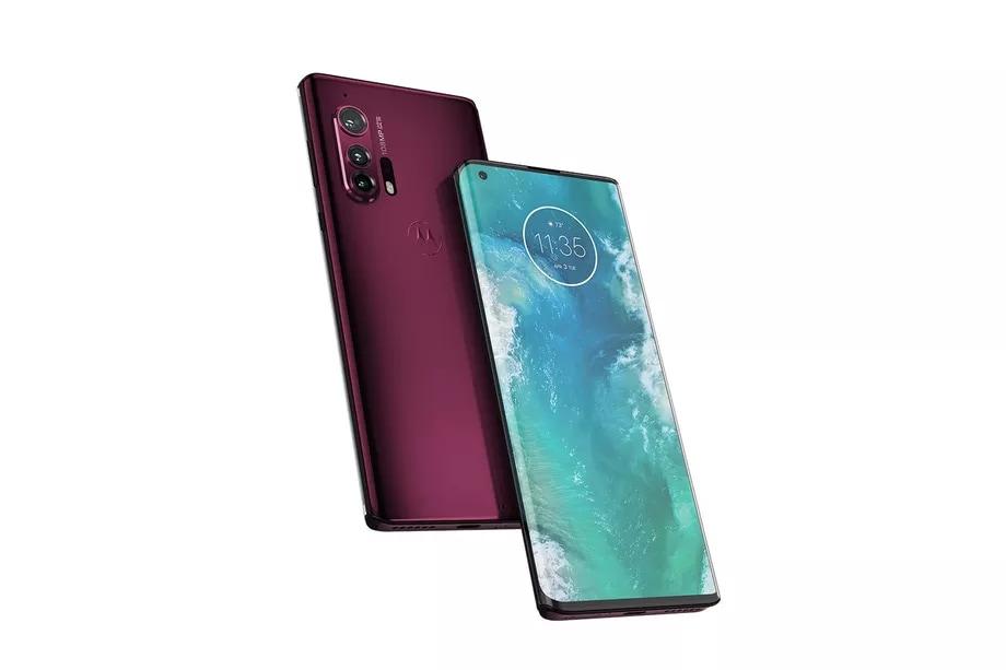 Motorola Edge+ sembra lo smartphone dei sogni (tranne che nel design)