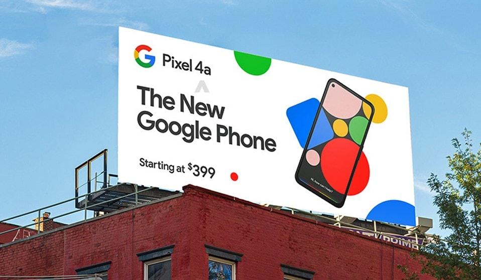 Google Pixel 4a: qualcosa poteva raddoppiare, ecco come sarebbe stata la variante XL (foto)