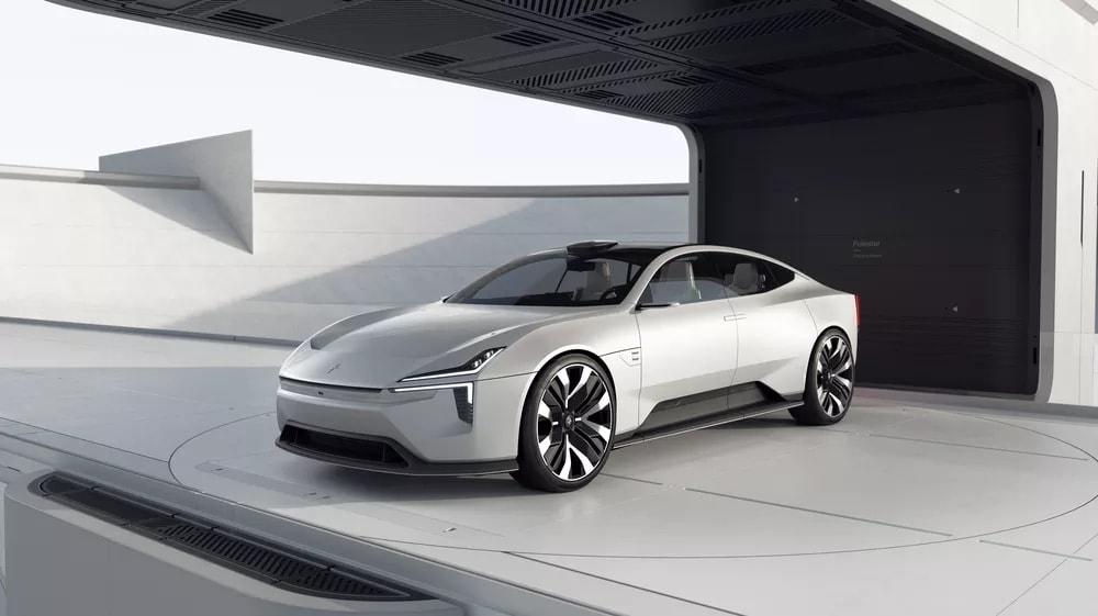Polestar Precept è l'auto elettrica del futuro con Android Automotive: sarà lei ad adattarsi al guidatore (foto)