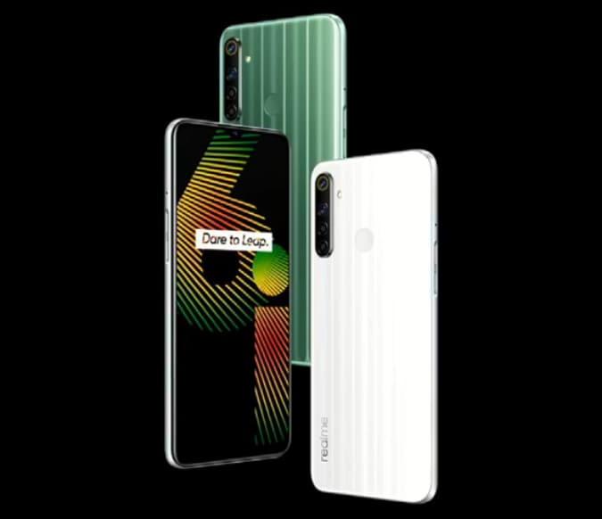 Realme 6i sbarca in Italia: Android 10, quadrupla fotocamera e super batteria (foto)