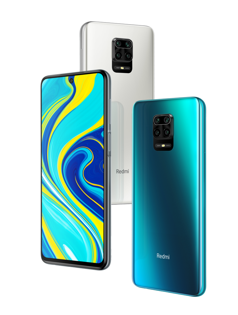 redmi note 9s italia 5