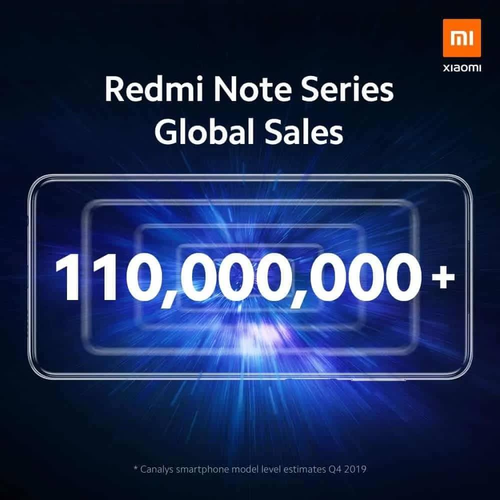 xiaomi-redmi-note-serie-110-milioni-unita-vendute