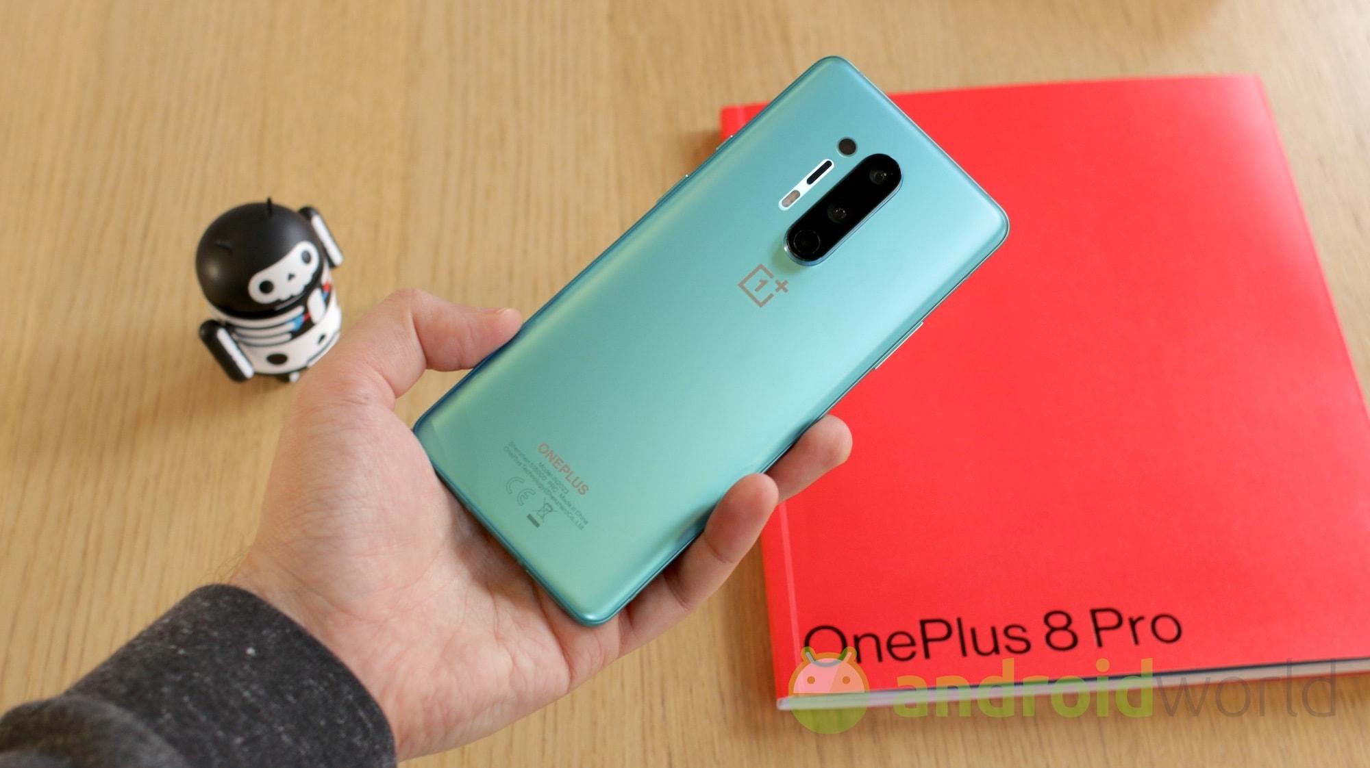 Ecco cosa vi salverà dal brick di OnePlus 8 Pro (aggiornato: anche per OnePlus 8)