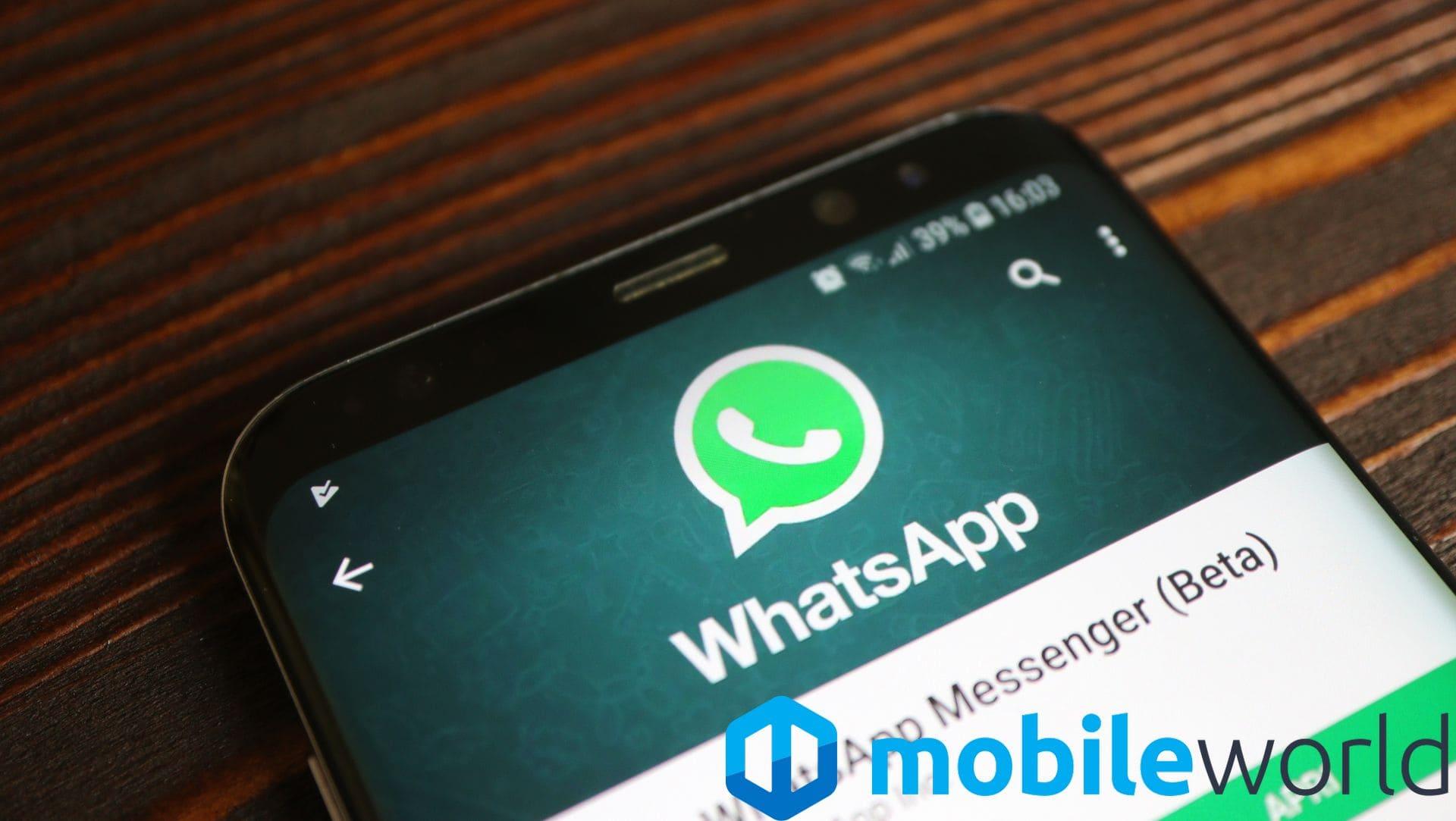 WhatsApp Beta: anche su Android arrivano i codici QR! (foto)
