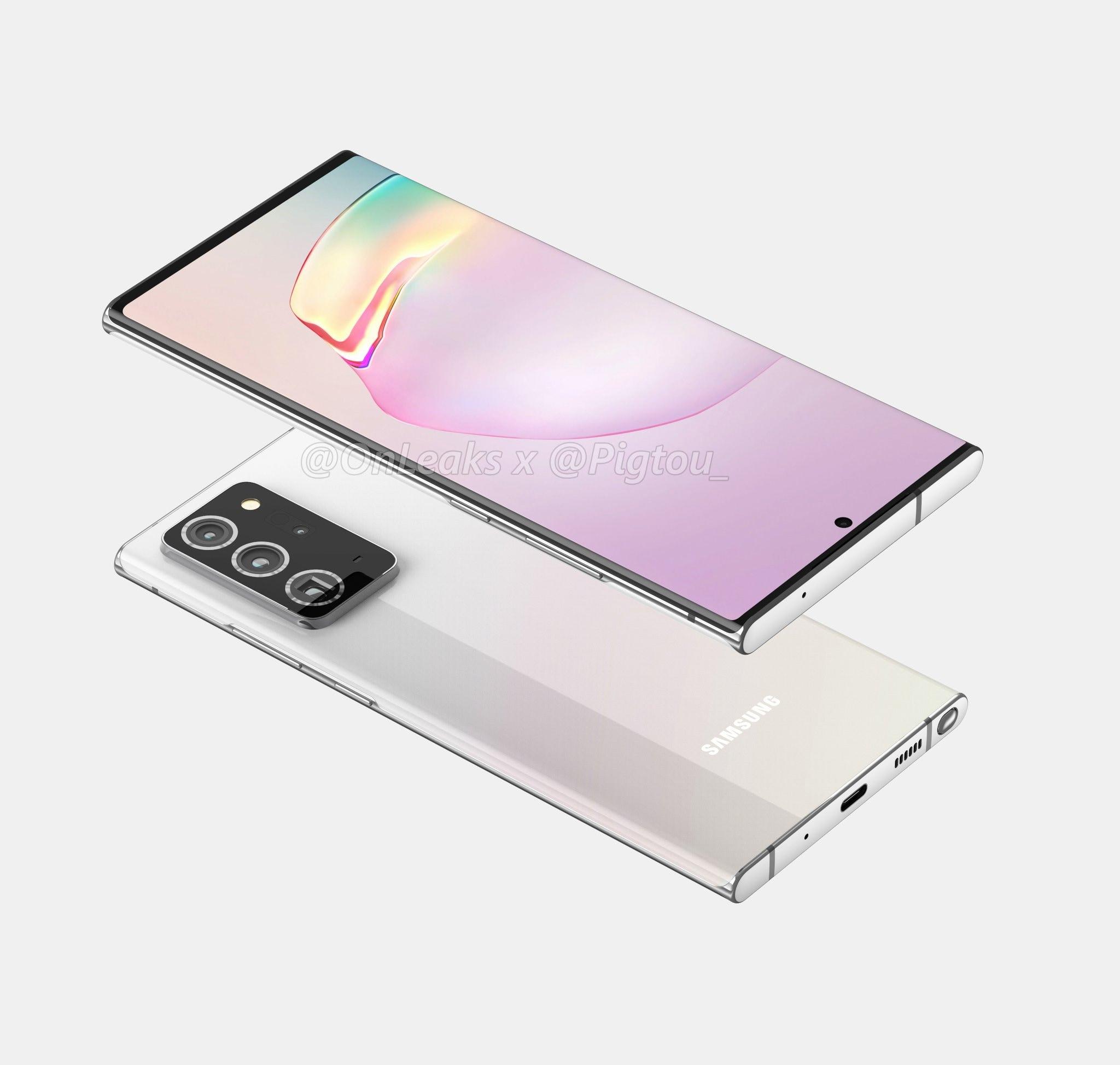 Ancora conferme su Galaxy Note 20 Ultra: sarà lui il top della gamma, con display LTPO Quad HD+ a 120 Hz