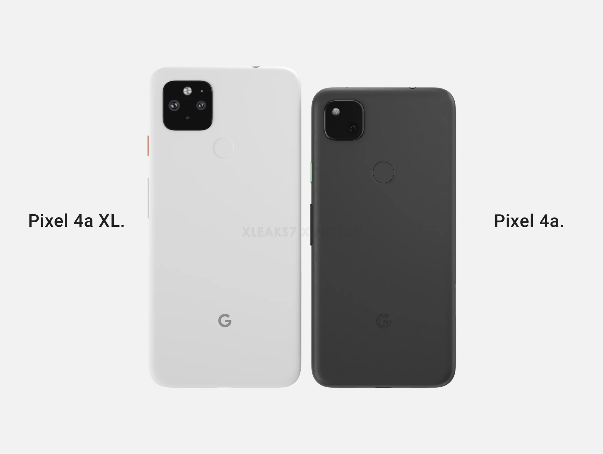 Ecco come sarebbe dovuto essere Pixel 4a XL, forse non ne sentirete la mancanza (foto)