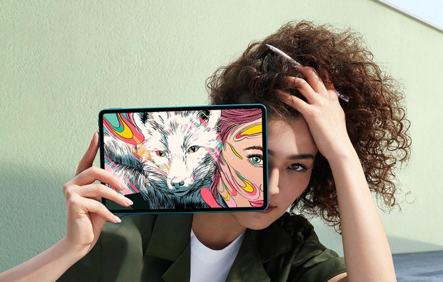 I tablet sono in calo? Non per Huawei che oggi presenta il nuovo Honor V6, il primo con 5G e Wi-Fi 6 (foto)