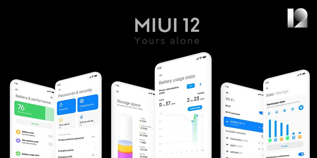Ecco gli smartphone Xiaomi e Redmi che stanno per ricevere la MIUI 12 beta con Android 11