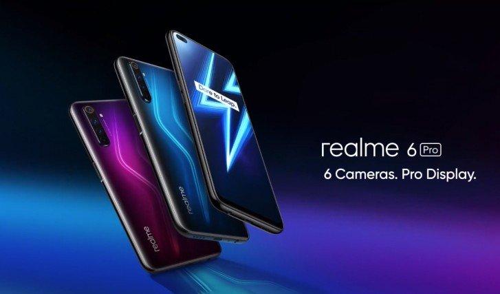 Un terzetto di Realme sta per approdare in Europa, ecco Realme X50 Pro 5G, Realme 6 Pro e Realme 5i (foto)