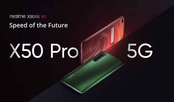 Non prendete impegni per il 12 maggio! Arrivano in Italia Realme X50 Pro 5G e Realme 6 Pro (foto)