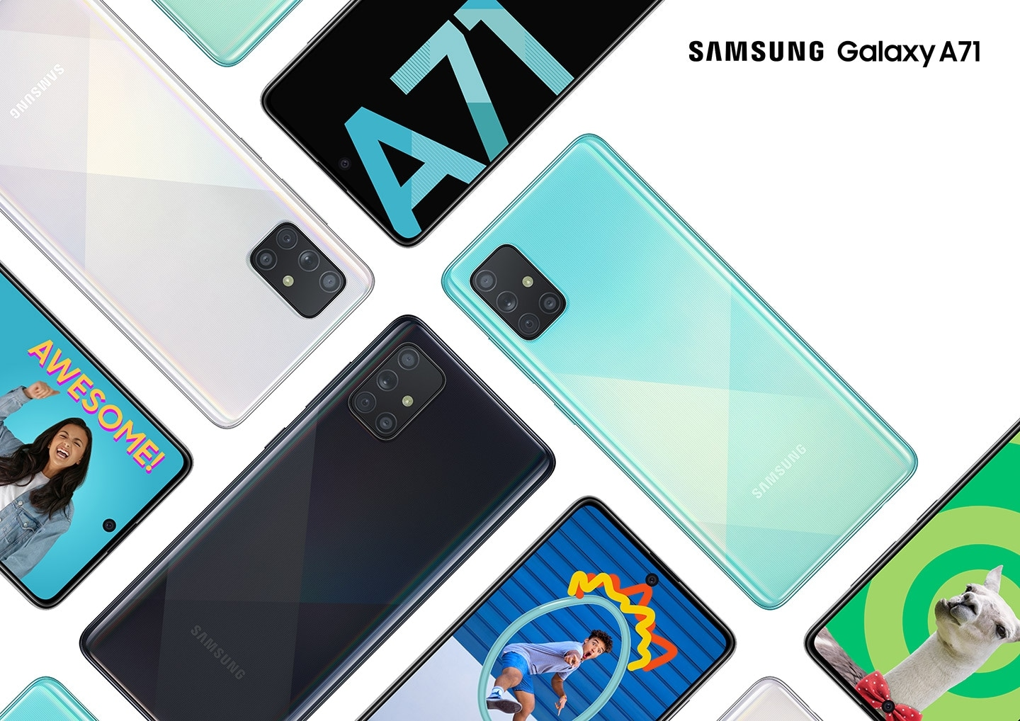 Android 11 arriva anche sui Galaxy A71 4 …