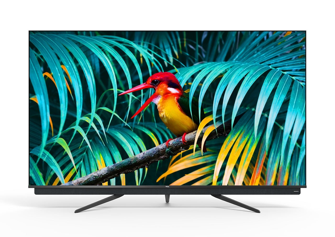 TCL presenta i suoi nuovi QLED con Android TV, promettendo un grande rapporto qualità/prezzo (foto)