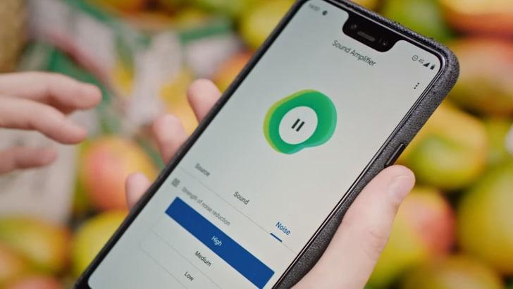 Conoscete l'app Amplificatore di Google? Ora supporta anche le cuffie Bluetooth (foto)