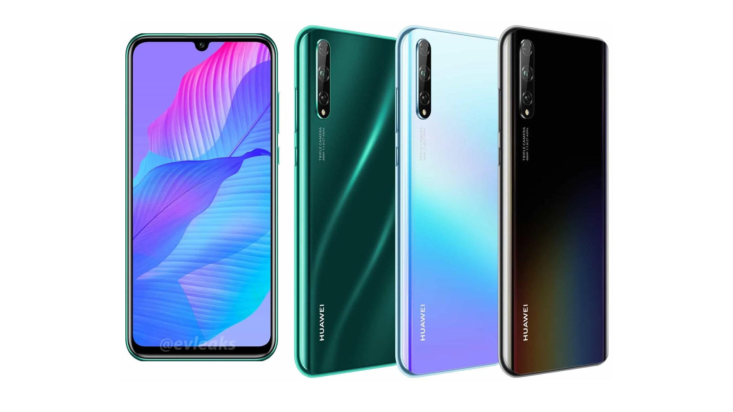 Huawei è pronta a mettere in campo il nuovo P Smart S: eccolo nel primo render