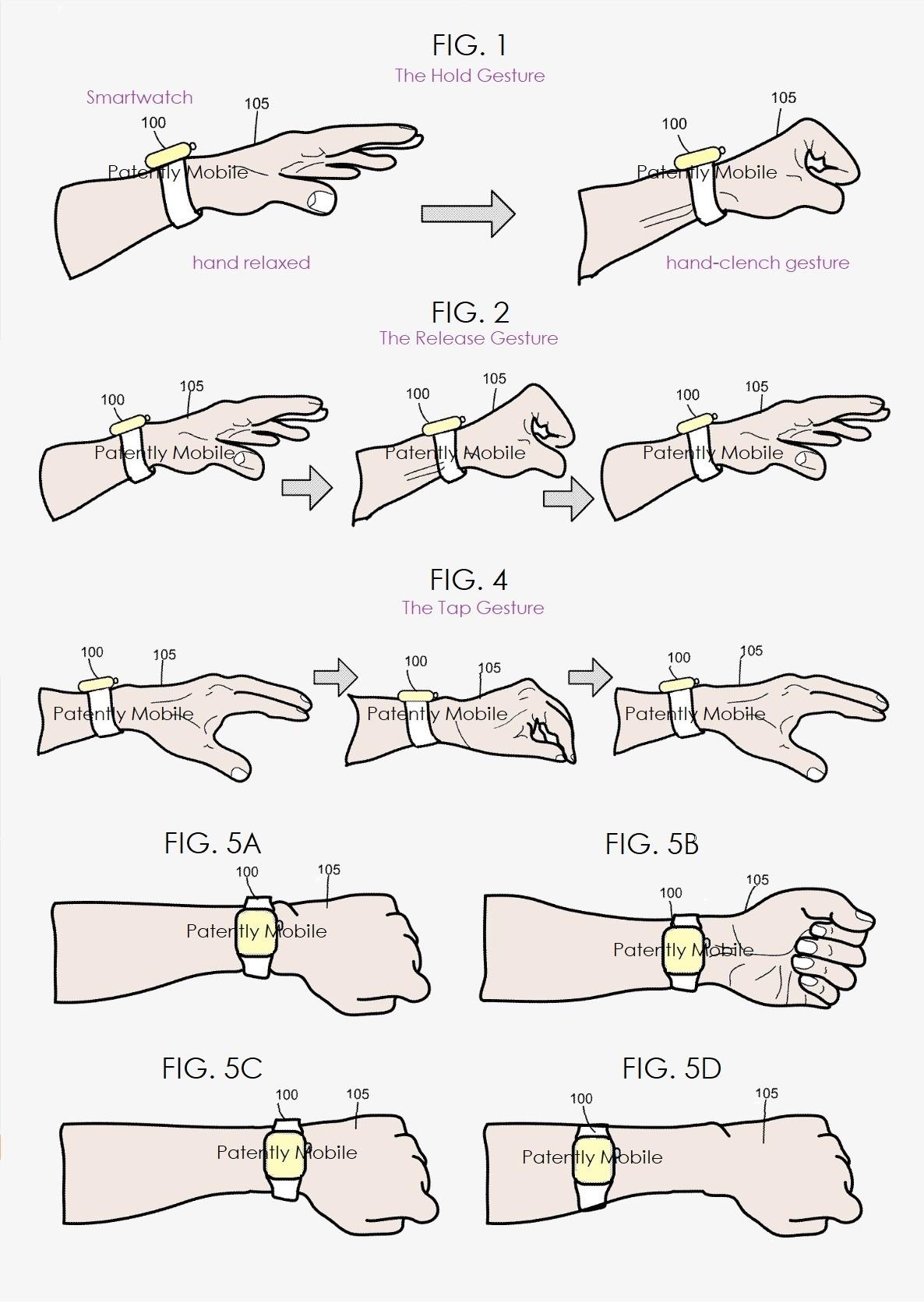 soli-smartwatch-patent