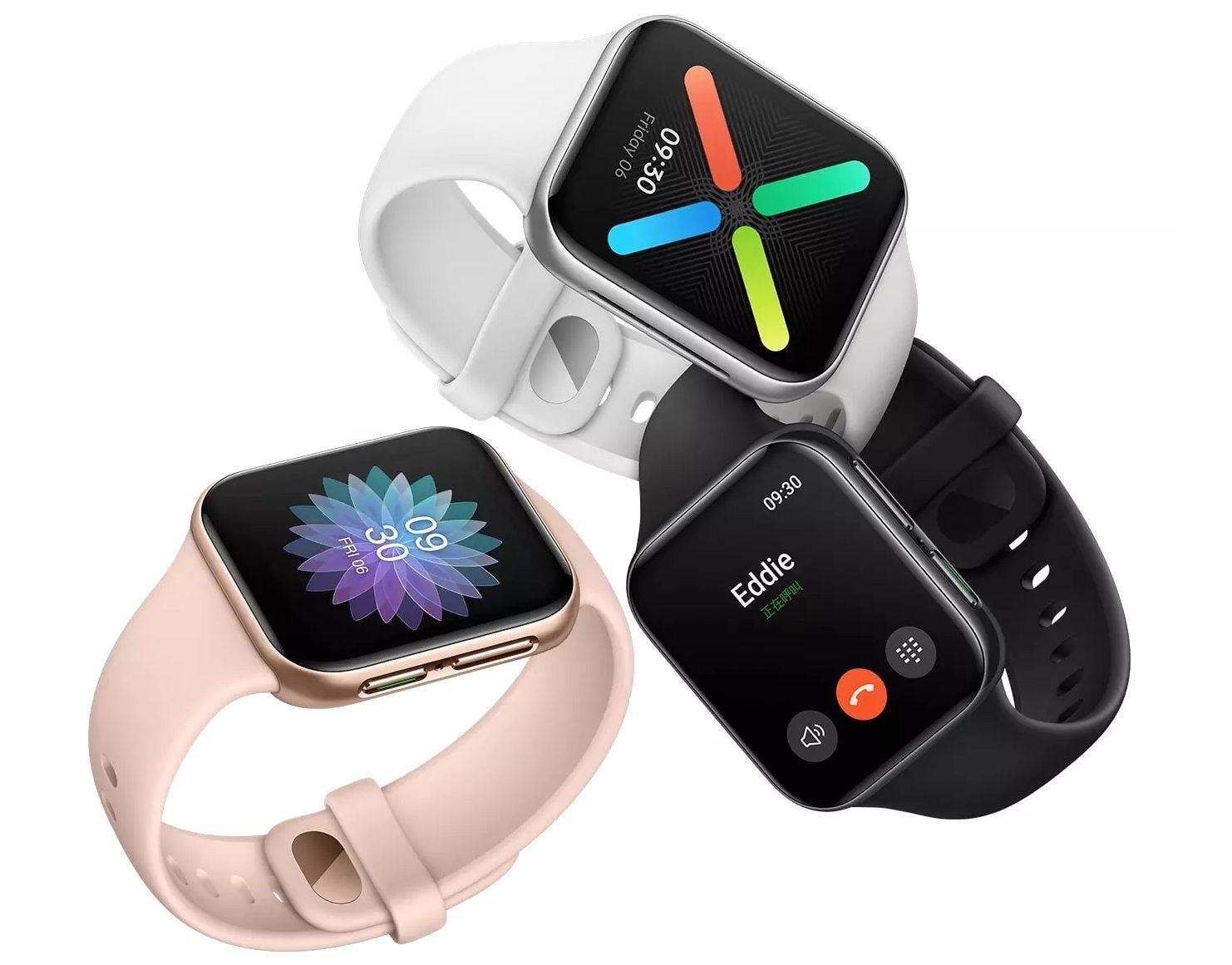 Oppo sta per lanciare una nuova variante del suo smartwatch con ECG, al debutto su Wear OS (foto)