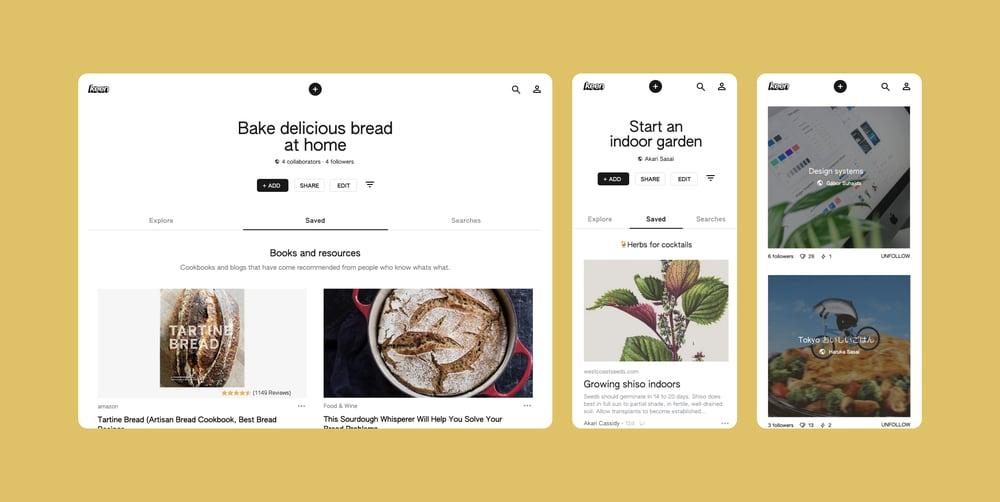 Provaci ancora Google! Keen, il nuovo social network a tema Pinterest è disponibile per (quasi) tutti! (foto e video)