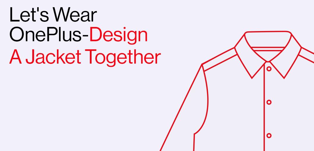 Disegnate la divisa del perfetto fan OnePlus e vincete la partecipazione al lancio dal vivo di OnePlus 8T (foto)
