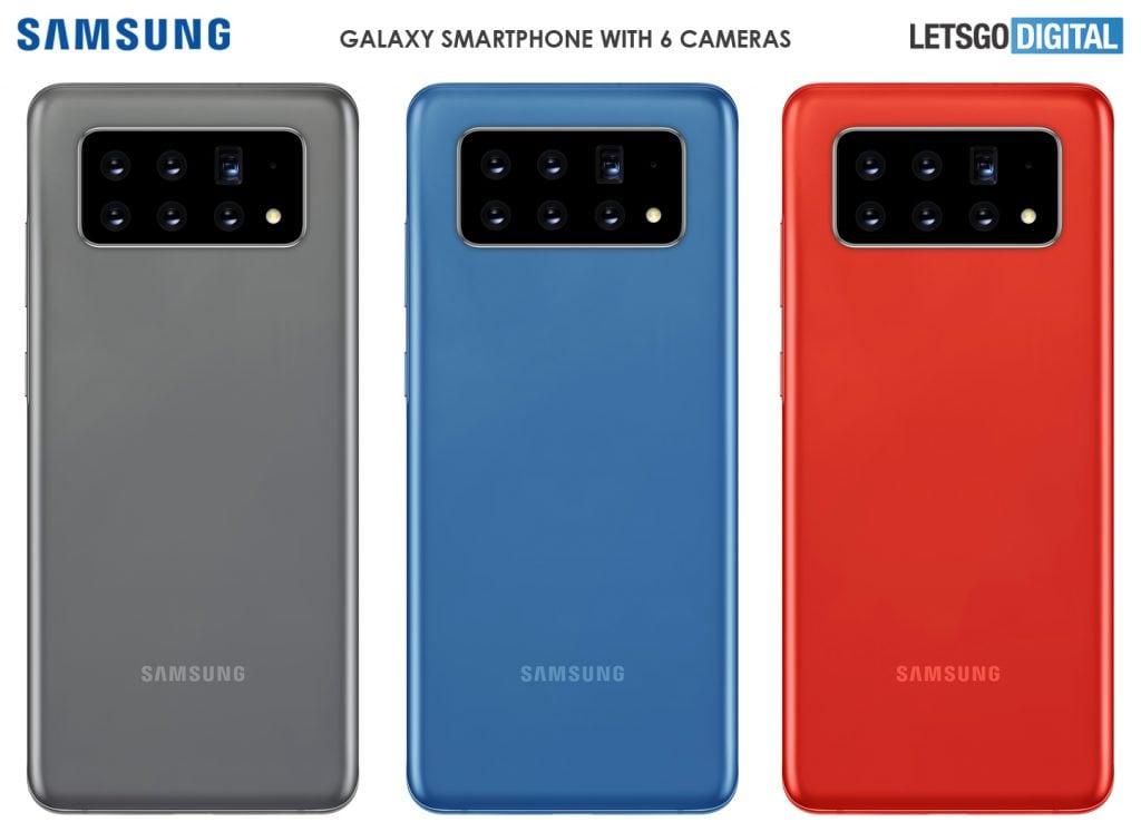 Samsung brevetta un sistema di fotocamere assolutamente particolare (foto)