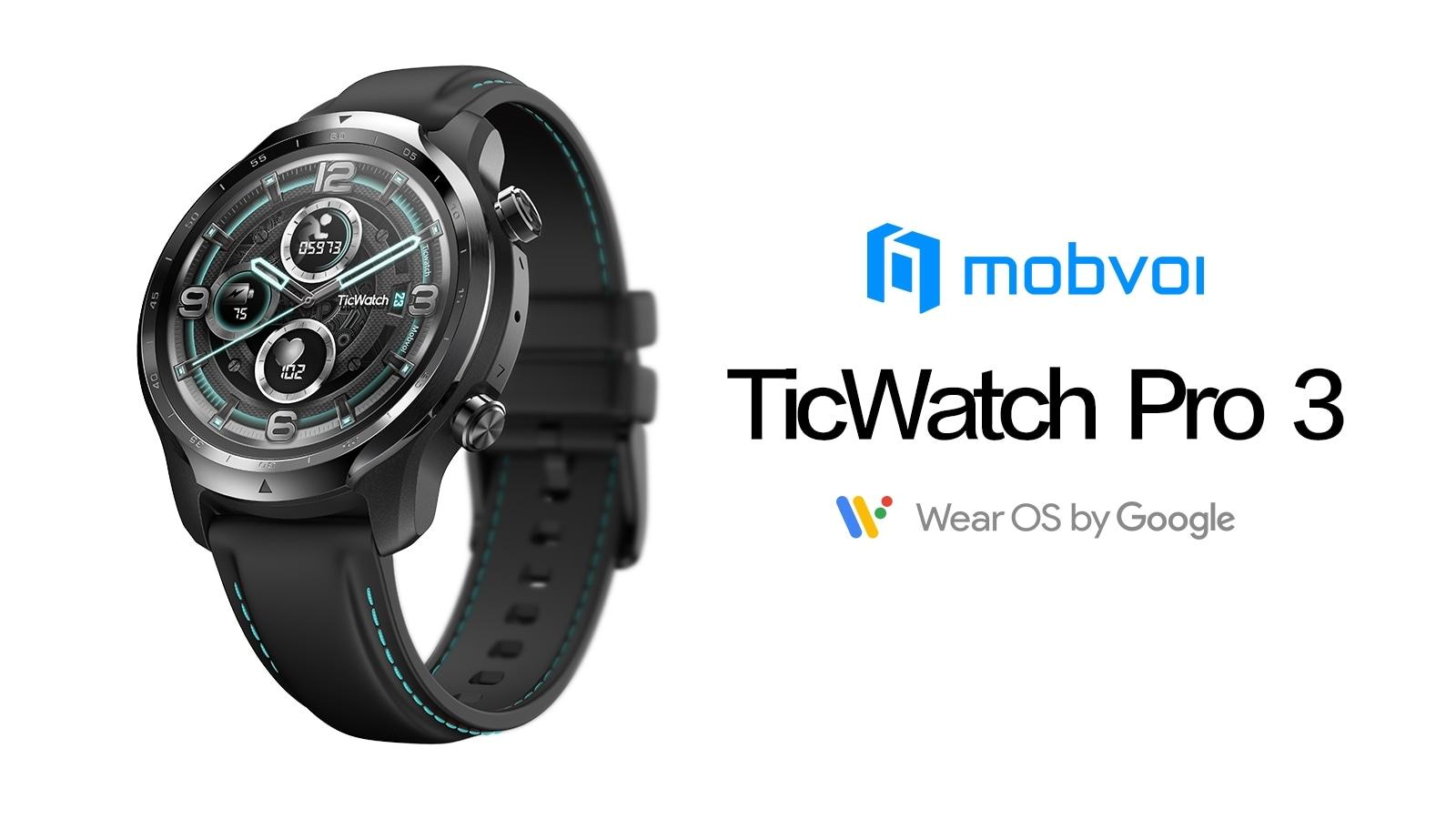 Curiosi di sapere come funziona il doppio schermo di TicWatch Pro? (video)