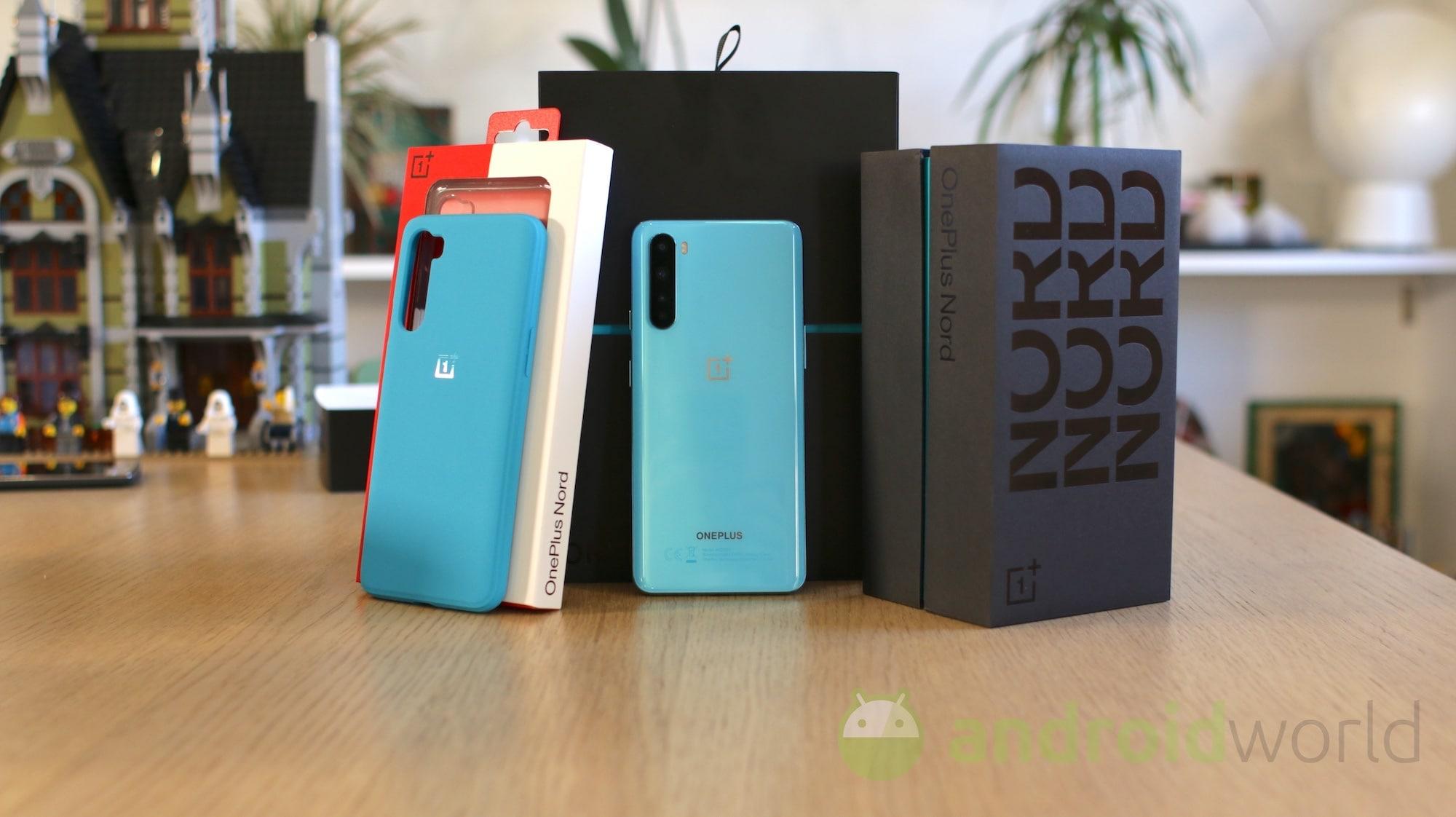OnePlus Nord N10 e N100 imperdibili su A …