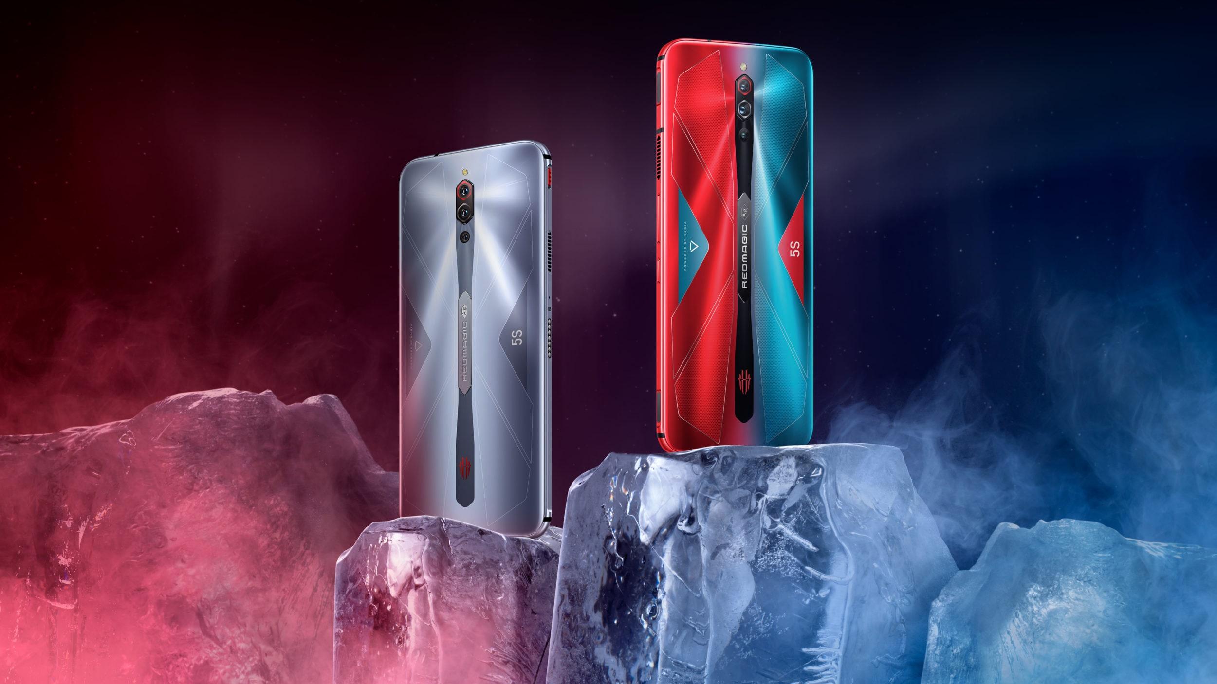 RedMagic 5S è ufficiale e getta il guanto di sfida ad ASUS e Lenovo: aperti i pre-ordini (aggiornato)