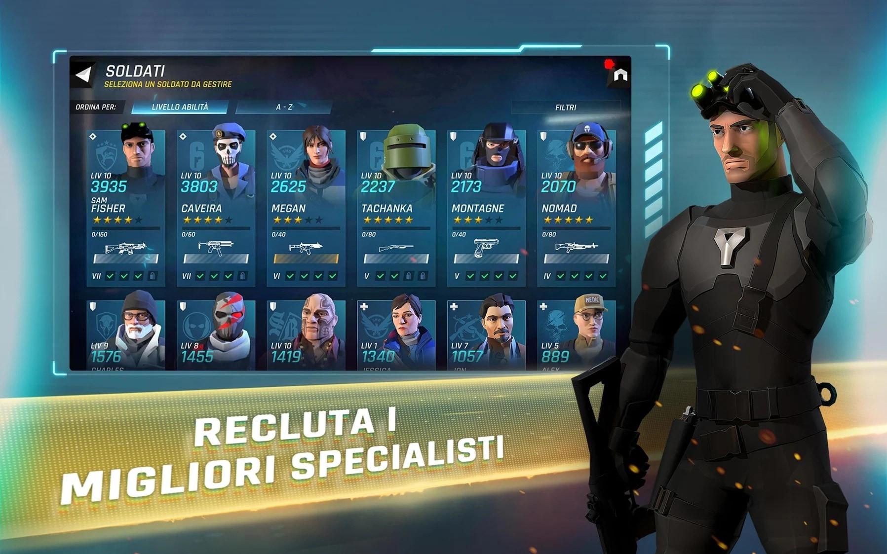Tom Clancy's Elite Squad (1)