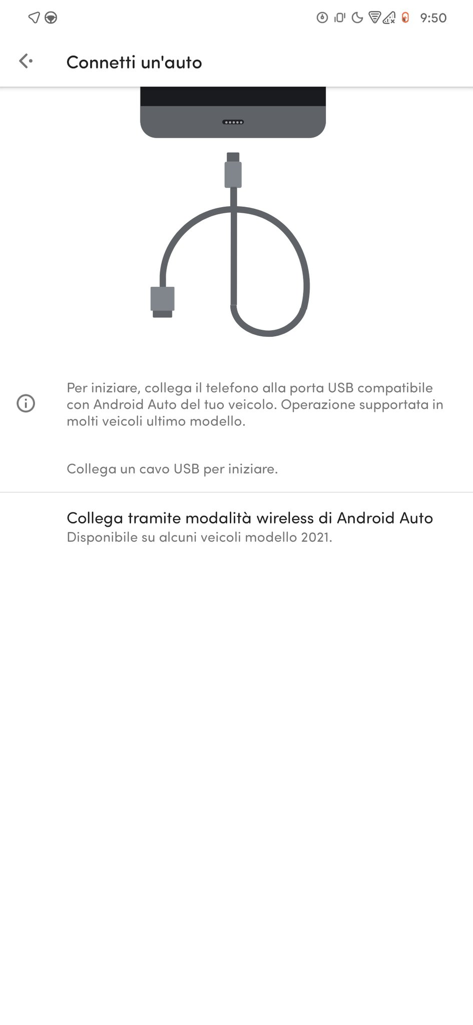 android-auto-settings