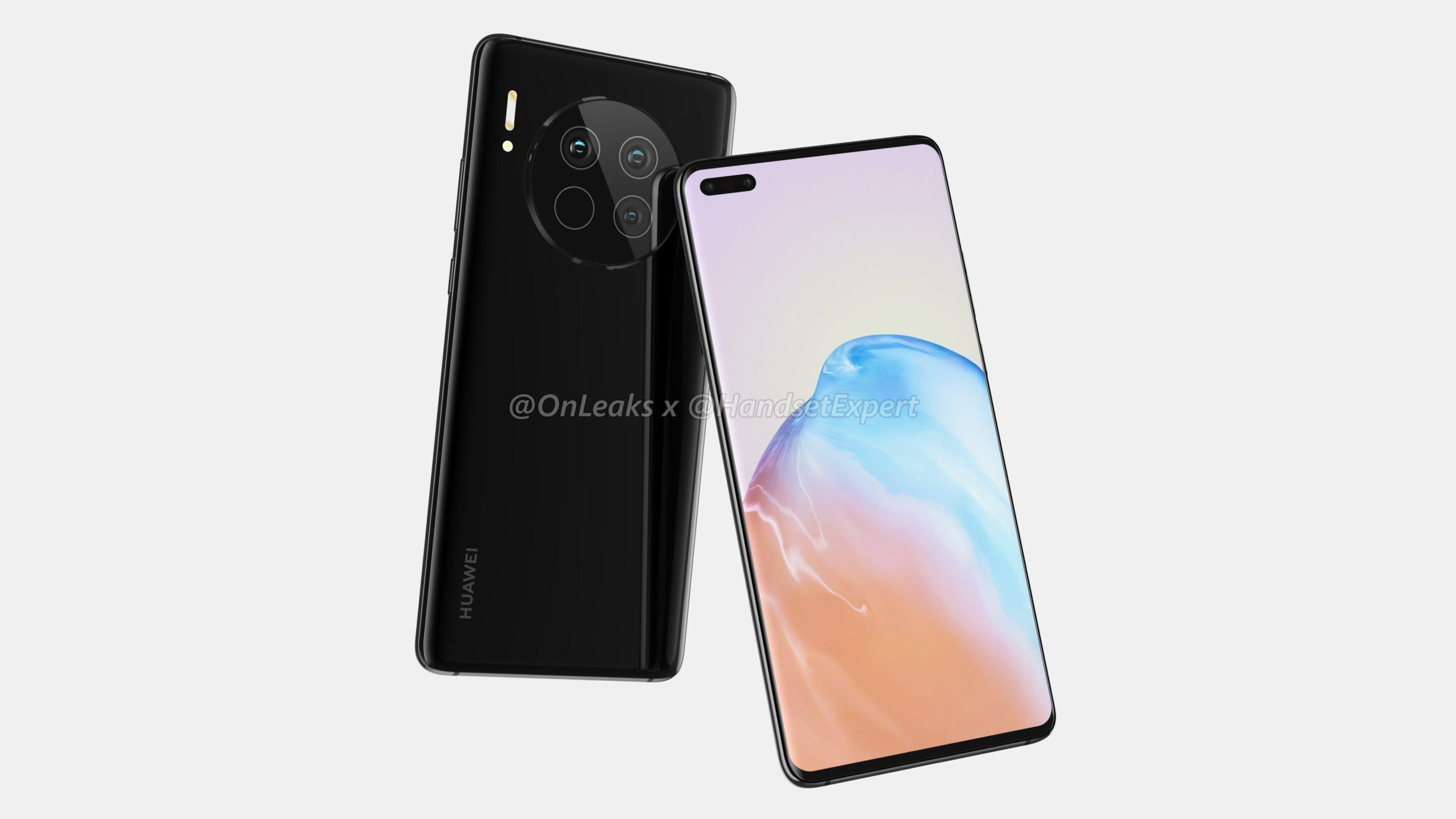 Huawei inizia a parlare dell'arrivo di Mate 40, il primo smartphone con 5G integrato in un processore a 5 nm