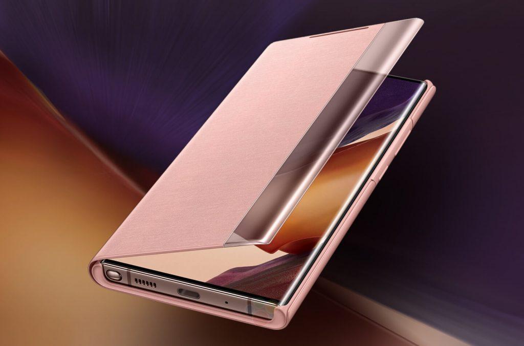 Quali saranno le cover destinate alla nuova serie Samsung Galaxy Note 20? (foto)