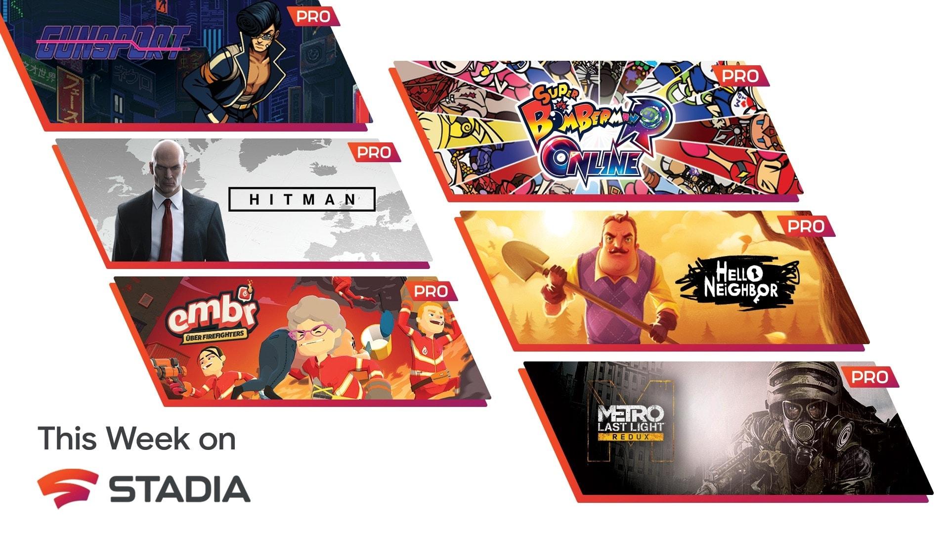 Gli utenti Stadia Pro a settembre bisbocciano con 6 giochi gratis, e Marvel's Avengers può essere giocato in anticipo