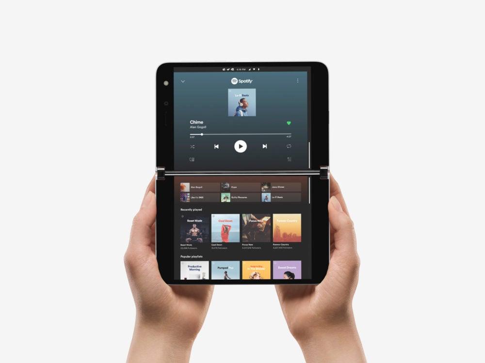 Surface Duo come i Google Pixel: tre anni di aggiornamenti software e patch di sicurezza assicurati