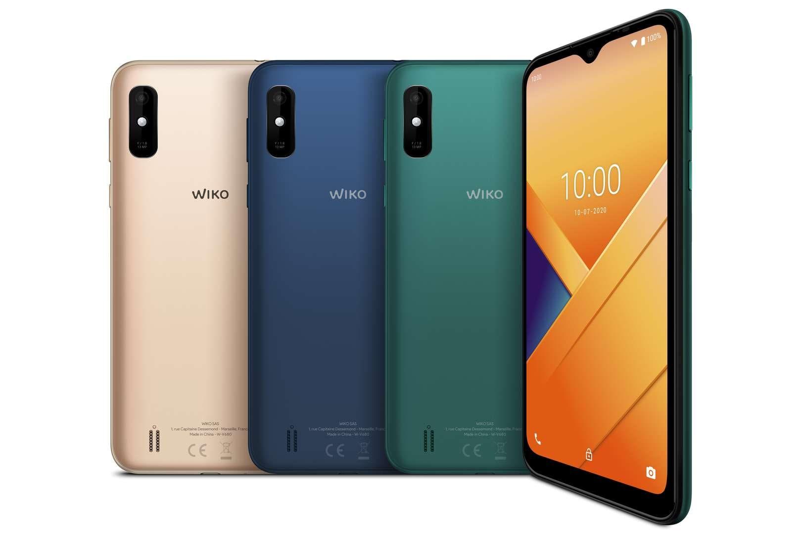 Wiko Y81 ufficiale: l'Android Go che promette due giorni di utilizzo con una sola carica
