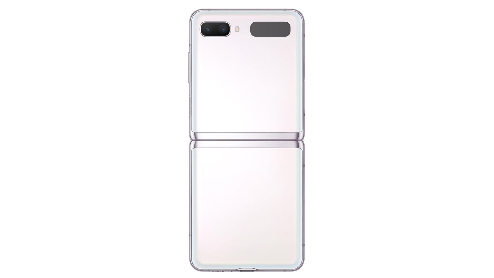 Galaxy-Z-Flip-5G-White