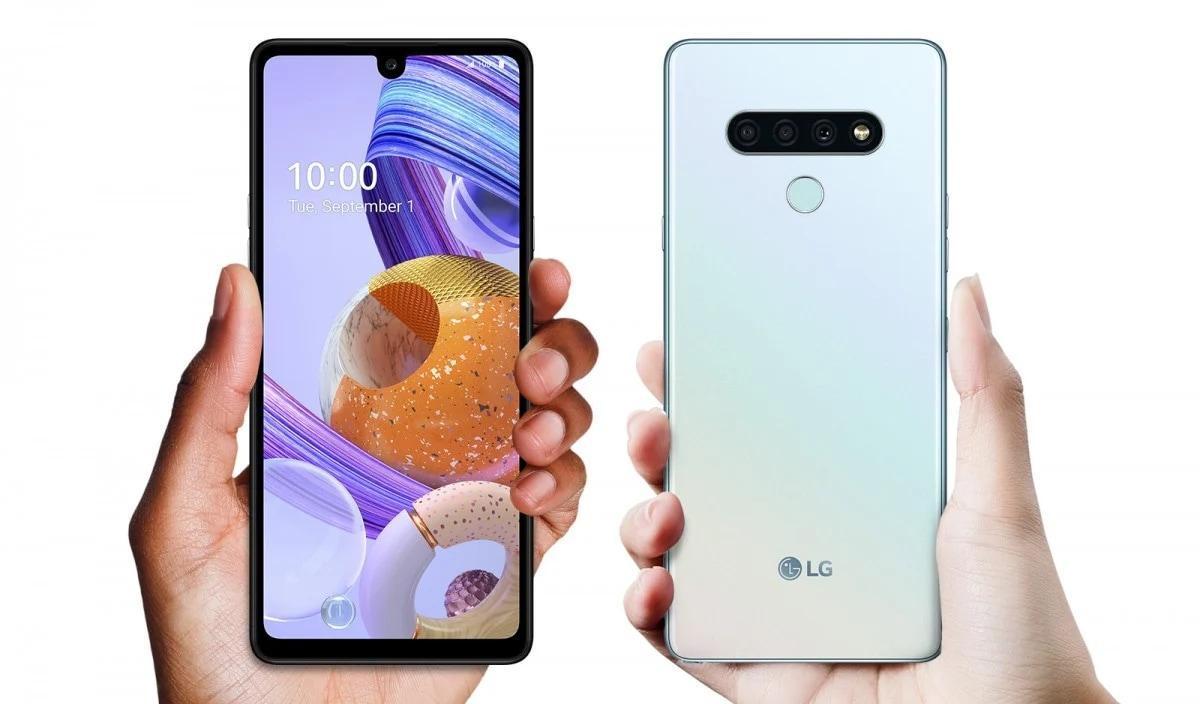 LG annuncia il suo nuovo smartphone dal grande schermo: LG K71 (foto)