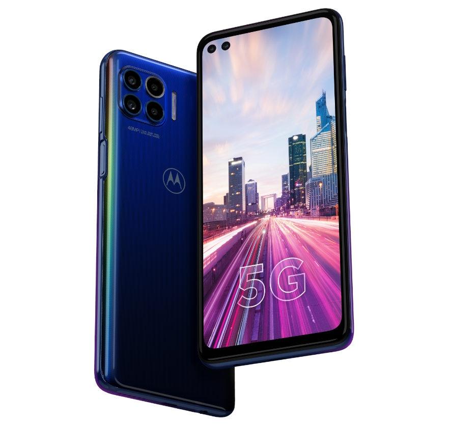 Motorola allarga la famiglia 5G: arriva One 5G con Snapdragon 765 e quad-camera a meno di 500€ (foto)