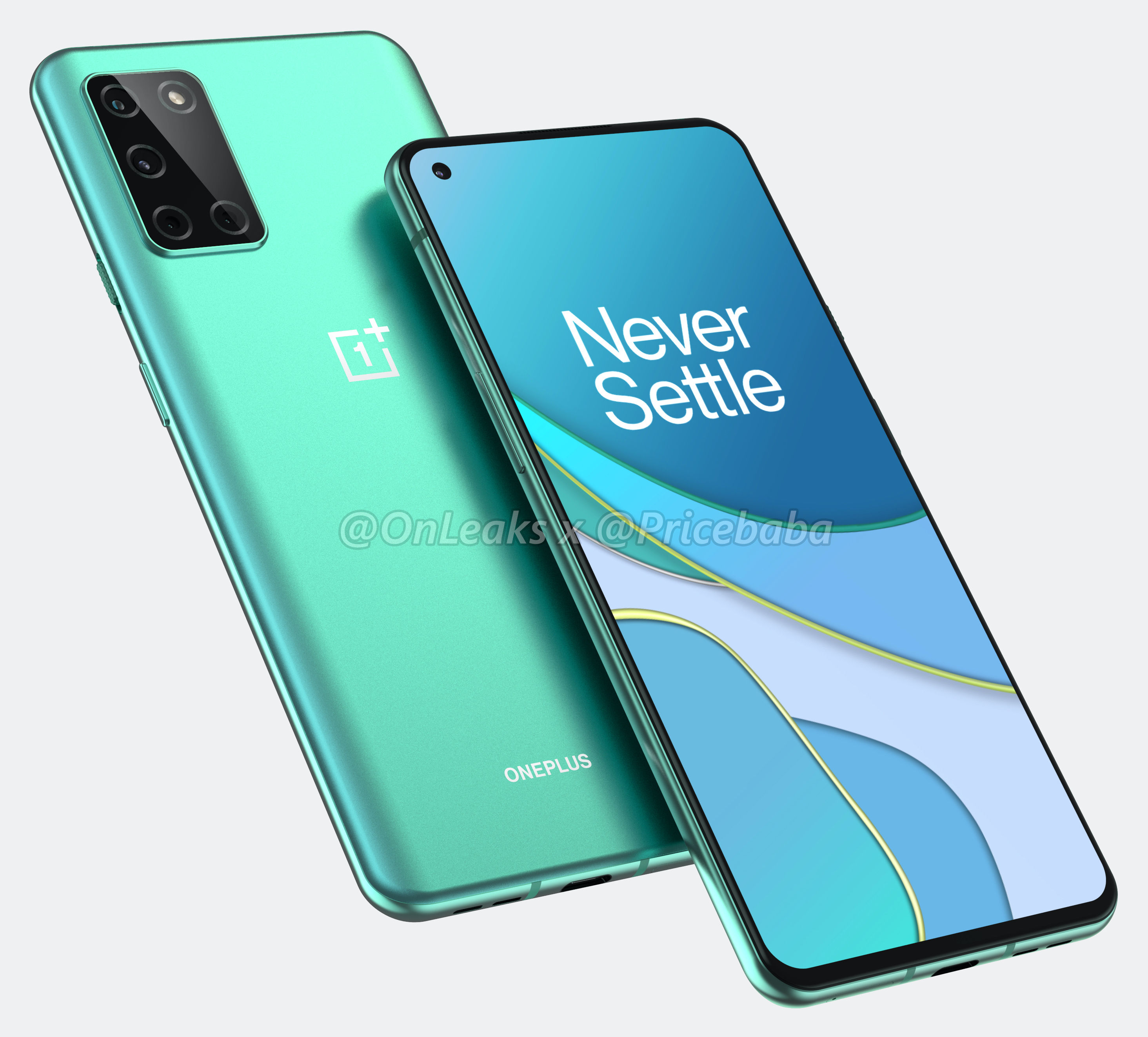 Ecco OnePlus 8T in mostra da tutti i lati e (quasi) tutte le sue specifiche appena trapelate (video e foto)