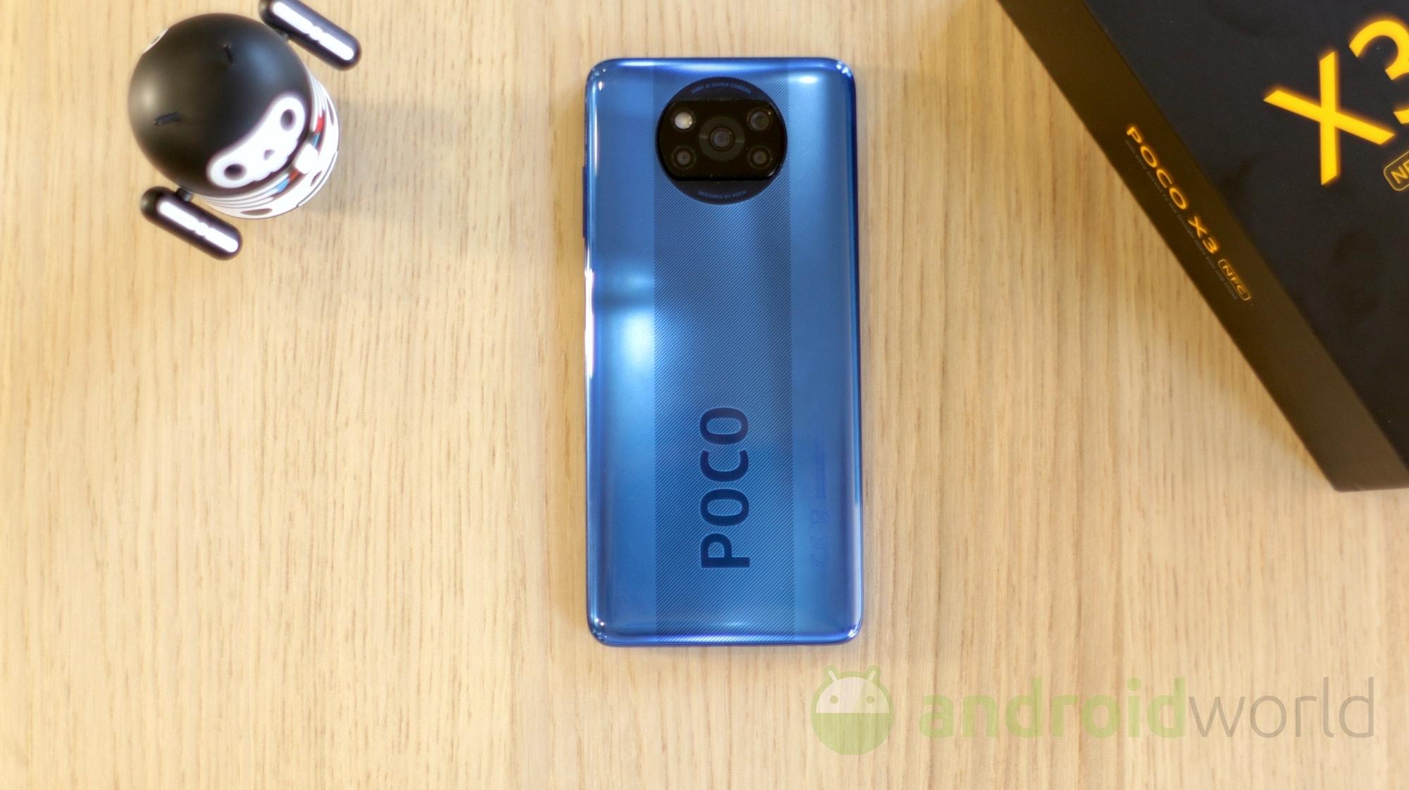 POCO X3 NFC alla prova da DxOMark: in linea con la gamma media (foto)