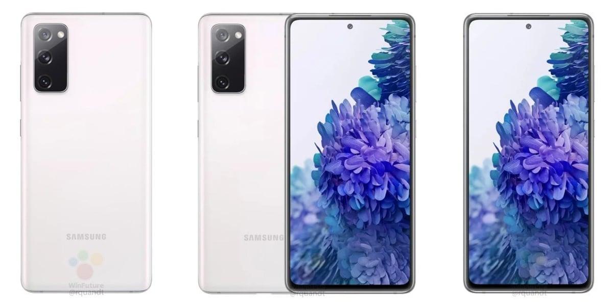 Samsung Galaxy S20 FE si farà in due (varianti) anche in Europa: 5G con Snapdragon 865 e 4G con Exynos 990 (foto)