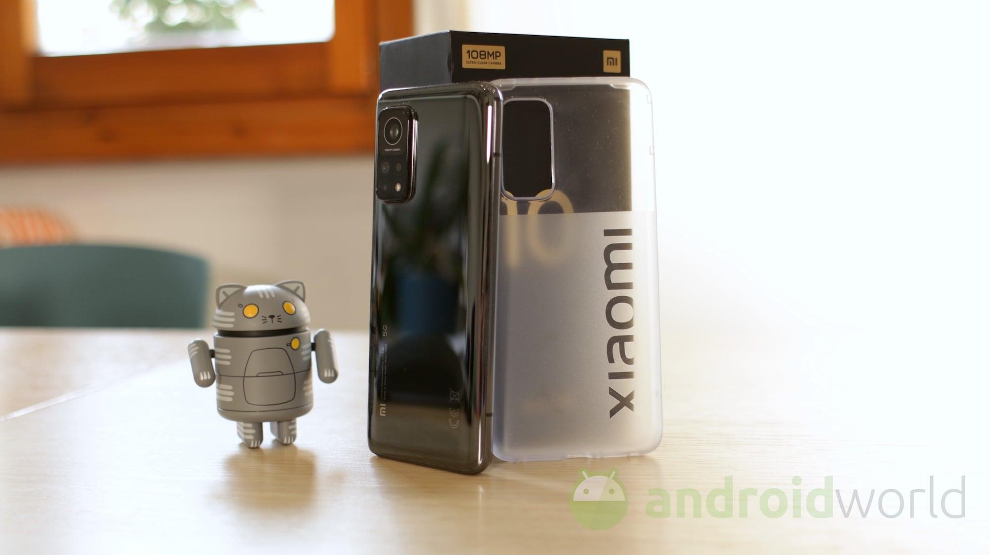 Xiaomi Mi 10T e Mi 10T Pro si aggiornano ufficialmente ad Android 11 (foto e download)