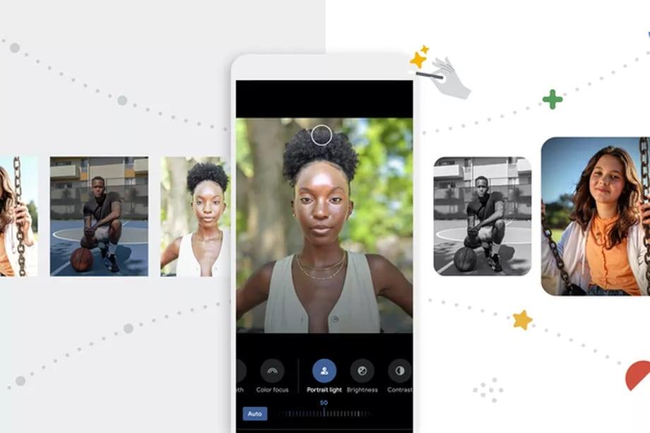 L'editor delle immagini di Google Foto è tutto nuovo: inizia il rilascio delle novità viste su Pixel 5 e Pixel 4a 5G (foto)