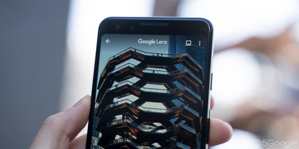 Google Lens si rifà il look ammiccando a Google Camera (foto)
